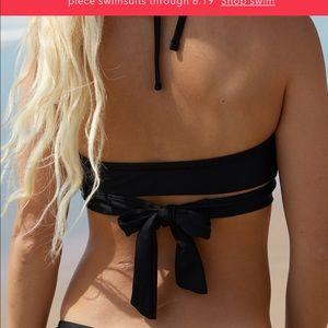 aerie Swim - Aerie Halter Wrap Bikini Top